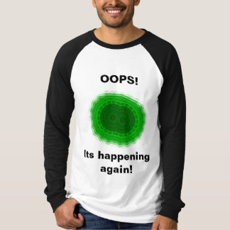 WARNING!, Cell division underway! T-Shirt