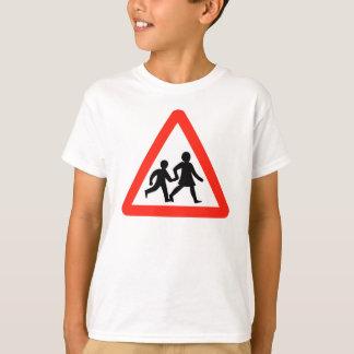 Warning! Children T-Shirt