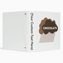 Warning: Chocolate Rain Binder