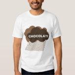 Warning: Chocolate Rain T Shirt