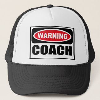 Warning COACH Hat