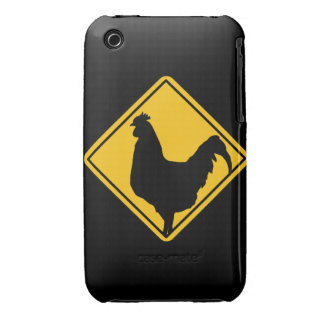 Warning: Cocky! iPhone 3 Case-Mate Case