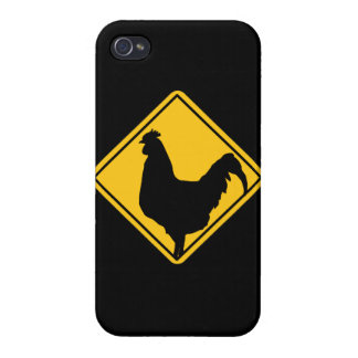 Warning: Cocky! Covers For iPhone 4