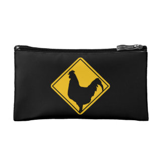Warning: Cocky! Makeup Bag