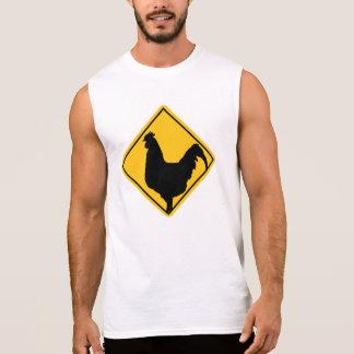 Warning: Cocky! Sleeveless Shirt