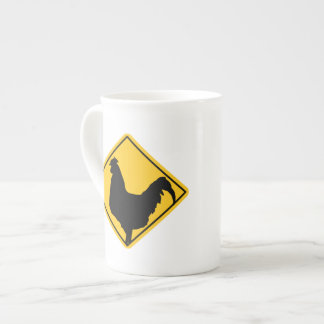 Warning: Cocky! Tea Cup