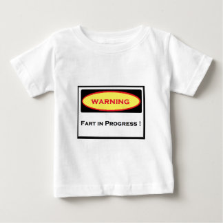 WARNING Collection Baby T-Shirt