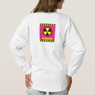 Warning Contains More Woman Than You Can Handle Spirit Jersey