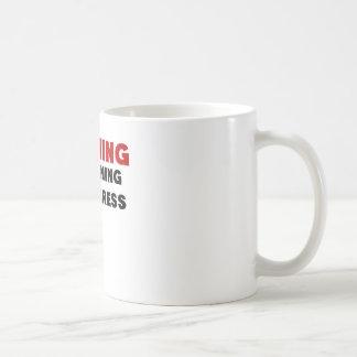 Warning Couponing In Progress.png Coffee Mug