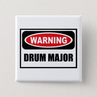 Warning DRUM MAJOR Button