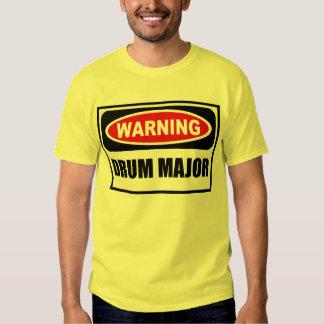 Warning DRUM MAJOR Men's T-Shirt