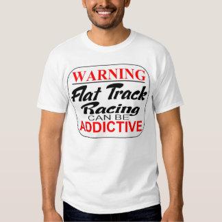 Warning! Flattrack Racing can be Addictive Dresses