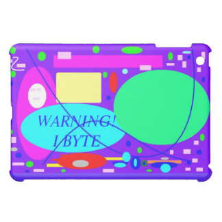 WARNING! I BYTE iPad MINI CASES