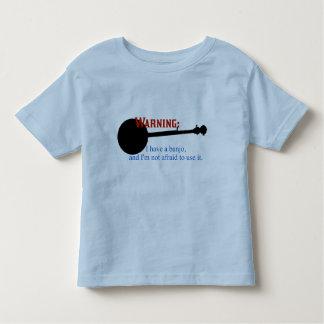 Warning: I have a banjo.... T-shirt