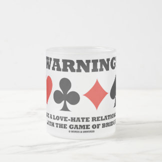 Warning! I Have A Love-Hate Relationship With Game Mug