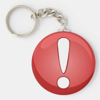 Warning Keychain