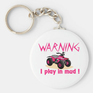 Warning Keychain