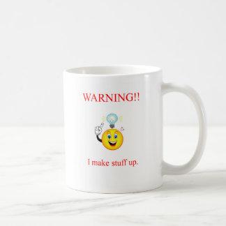 Warning Light Blub Mug