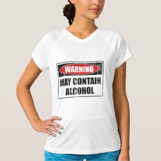 Warning May Contain Alcohol T-Shirt