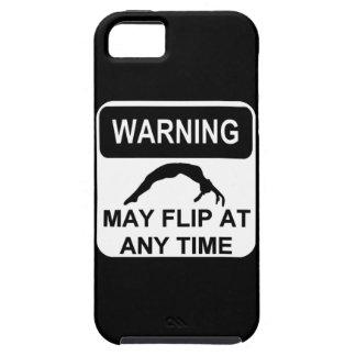 Warning may flip iPhone SE/5/5s case