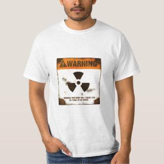 Warning - MFB Designs - MoFoBo.NeT T-Shirt