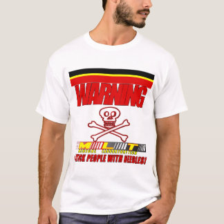 WARNING - MLT - I STICK PEOPLE WITH NEEDLES! T-Shirt