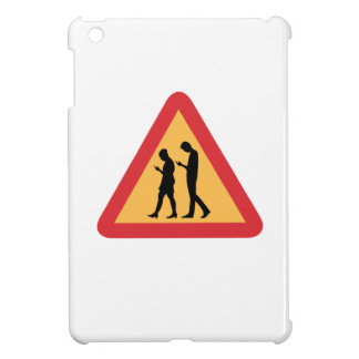 Warning Mobile Zombies, Stockholm, Sweden iPad Mini Covers