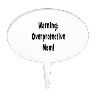 warning overprotective mom black cake picks