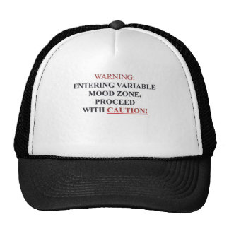WARNING.pdf Trucker Hat