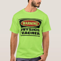 Warning: Physics Teacher
