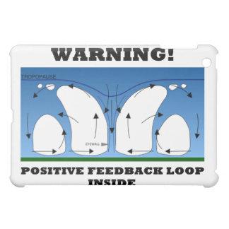 Warning! Positive Feedback Loop Inside iPad Mini Cover