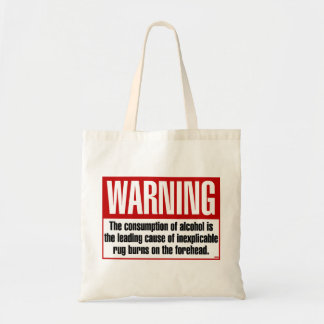 WARNING: Rugburns Bag