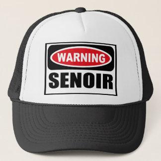 Warning SENOIR Hat