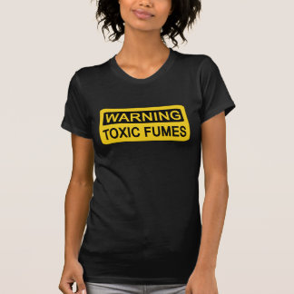 Warning shirt - choose style & color