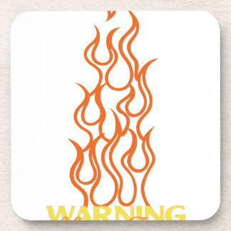 Warning Short Fuse Coaster
