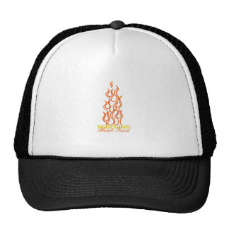 Warning Short Fuse Trucker Hat