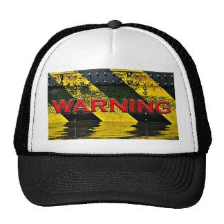 Warning Sign Hat