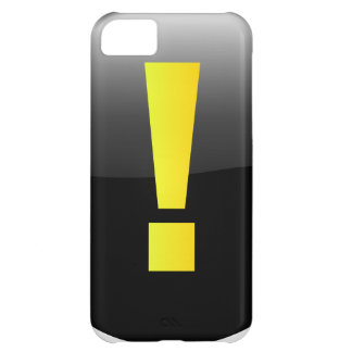 Warning Sign iPhone 5C Case