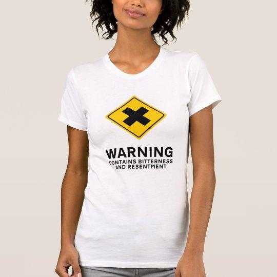 Warning Sign shirt