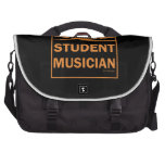 Warning! Student Musician! Bags For Laptop