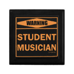 Warning! Student Musician! Trinket Box