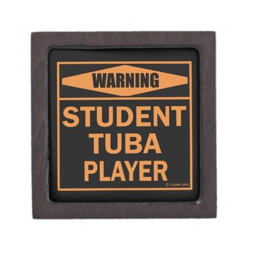 Warning! Student Tube Player! Premium Jewelry Boxes