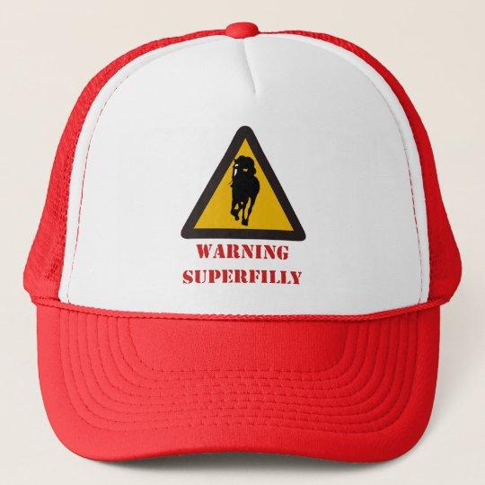 WARNING SUPERFILLY - Rachel Alexandra Fan Items Trucker Hat