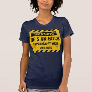 Warning T-Shirt
