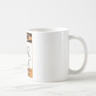 Warning Temperamental Bassoonist Coffee Mug