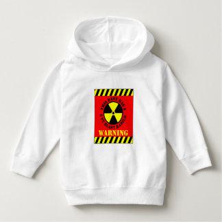 Warning This Baby Has A 6FT Blast Radius T Shirt