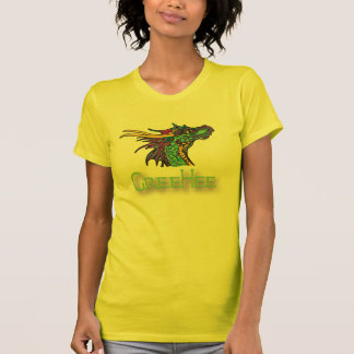 Warning This Dragon Spews Fire When Startled T-Shirt