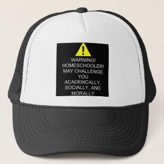 Warning! Trucker's Cap