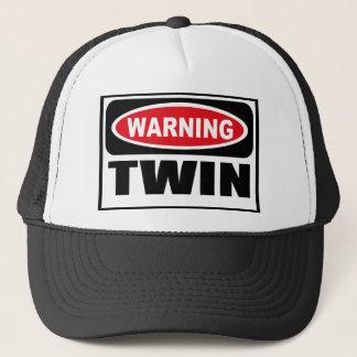 Warning TWIN Hat