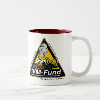 Warning! Two-Tone Coffee Mug